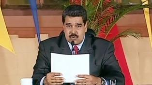 Avalan el decreto de emergencia económica de Maduro