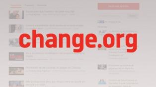 Se juntaron 10,5 millones de firmas durante 2016 en Change.org