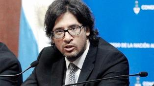 """Garavano: """"Hay que respetar los derechos de los que protestan y de los que circulan"""""""