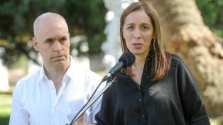 """Larreta y Vidal llamaron a buscar """"puntos de encuentro"""" desde """"valores comunes"""""""