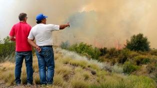 Agroindustria brindó recomendaciones para prevenir incendios en el campo