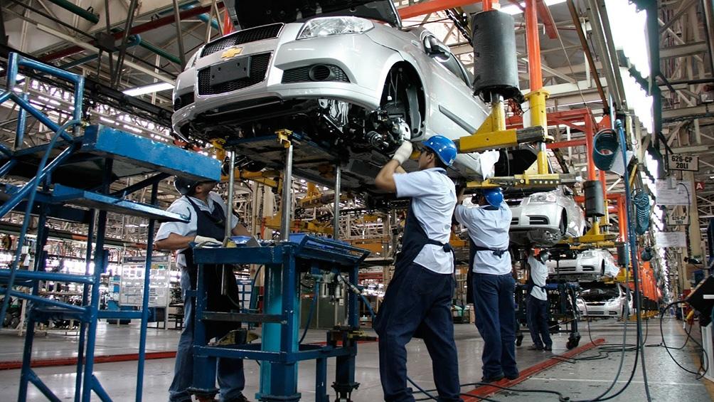 Para 2021 se proyecta un nivel de producción de al menos 450.000 vehículos.