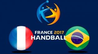 Francia y Brasil abren la Copa del Mundo de handball 2017