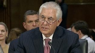 Tillerson dice que el 31 de marzo dejará de ser Secretario de Estado