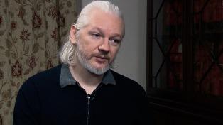 Assange rechazó en su audiencia de extradición ser entregado a EE.UU.