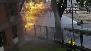 Está grave un matrimonio por las quemaduras recibidas en un incendio en Adrogué