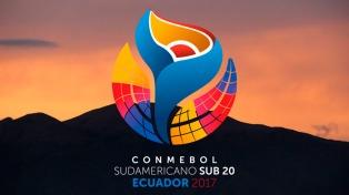 Colombia-Paraguay y Brasil-Ecuador dieron inicio al sudamericano sub 20 de Ecuador