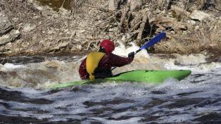 San Juan anunció que será sede del mundial de kayak estilo libre