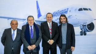 Aerolíneas Argentinas amplió su acuerdo de cooperación con Air Europa