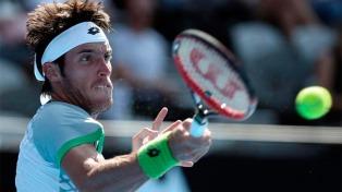 Mayer repitió su debut triunfal en Australia ante el chileno Jarry