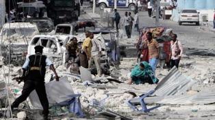 Al Shabaab atacó una base de la Unión Africana