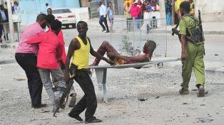 Un ataque islamista contra una base militar somalí deja 13 muertos