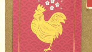 """Los chinos reciben el """"Año del Gallo"""" que traerá """"cambios drásticos"""""""