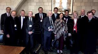 Pinedo destacó el interés del Reino Unido en profundizar las relaciones con Argentina