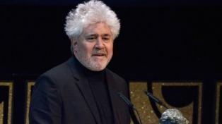 """""""Dolor y gloria"""" de Almodóvar ganó el Goya a Mejor Película y Dirección"""