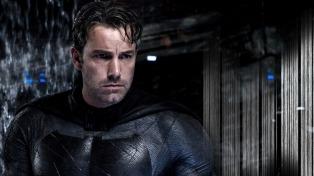 Ben Affleck descartó ser el director del próximo Batman