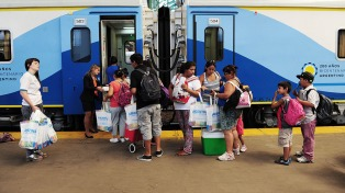 Vuelve  a funcionar el servicio de trenes entre Córdoba y Villa María