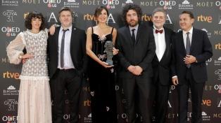 Los Premios Goya 2020 no incluirán producciones televisivas ni exclusivas de plataformas