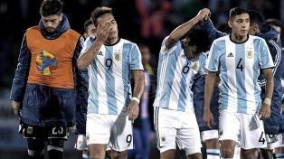 Argentina perdió ante Ecuador y complicó sus chances de clasificar al Mundial