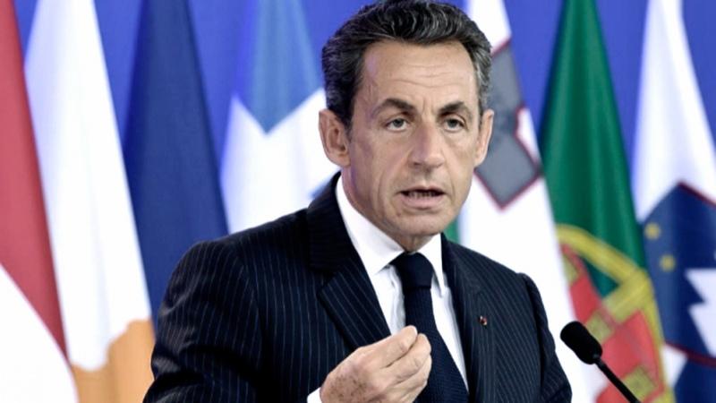 """Sarkozy: """"No puedo aceptar ser condenado por algo que no hice"""""""