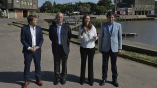 Traspasan a San Isidro la administración del puerto