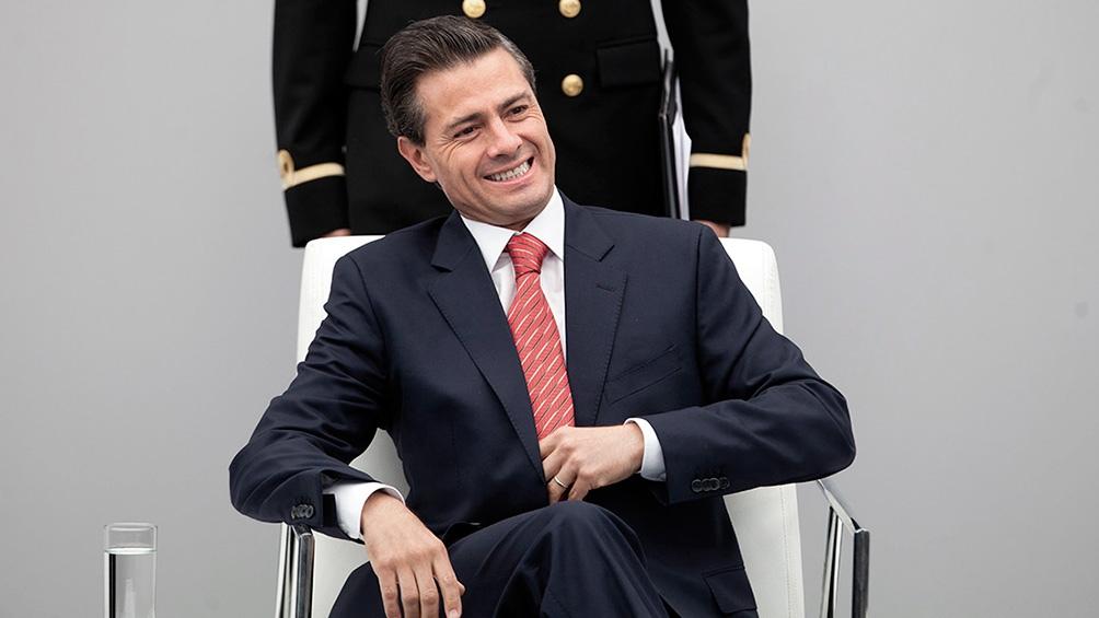 Enrique Peña Nieto, presidente de México desde diciembre de 2012