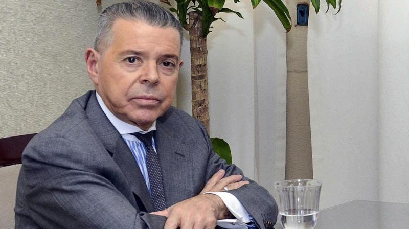 """Oyarbide: """"Macri me quiso comprar, pero yo no cotizo en Bolsa"""""""