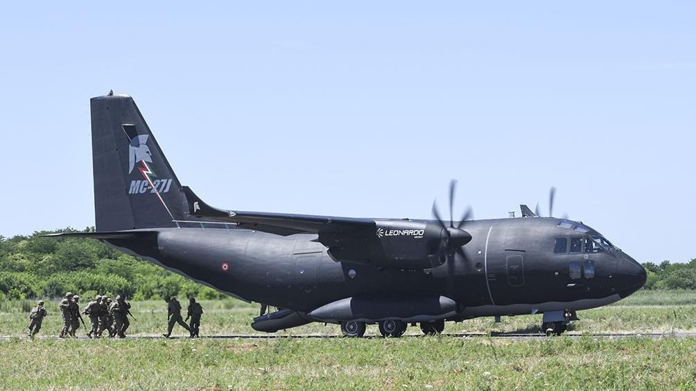 Se peritarán aviones y también se analizarán los extremos de la pista de despegue y aterrizaje de Campo de Mayo.