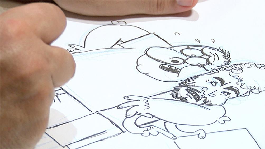 El curso de dibujo será on line.