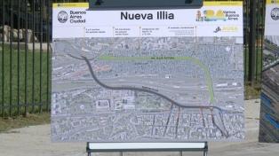 Desafectan una zona de Retiro para construir la nueva traza de la autopista Illia