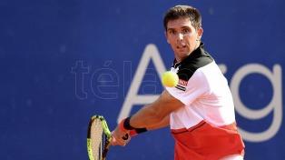 Delbonis avanzó a segunda ronda en el ATP de San Pablo