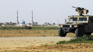 Fin del traspaso del control de fronteras de Hamas a la Autoridad Nacional Palestina