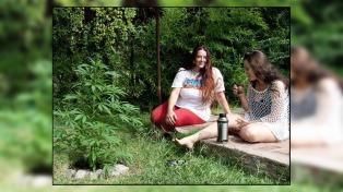 Liberaron a la cultivadora de cannabis Adriana Funaro tras dos meses de prisión domiciliaria