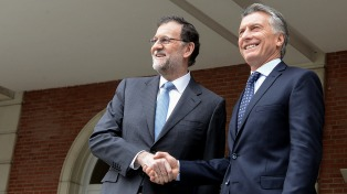 El embajador en España destacó la importancia de la visita de Rajoy a la Argentina