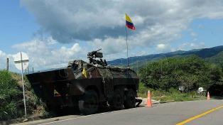 Denunciaron la muerte de menores en un ataque militar a un campamento guerrillero