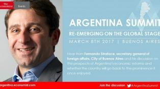 Más de 300 figuras políticas, empresariales y sociales participarán del Argentina Summit