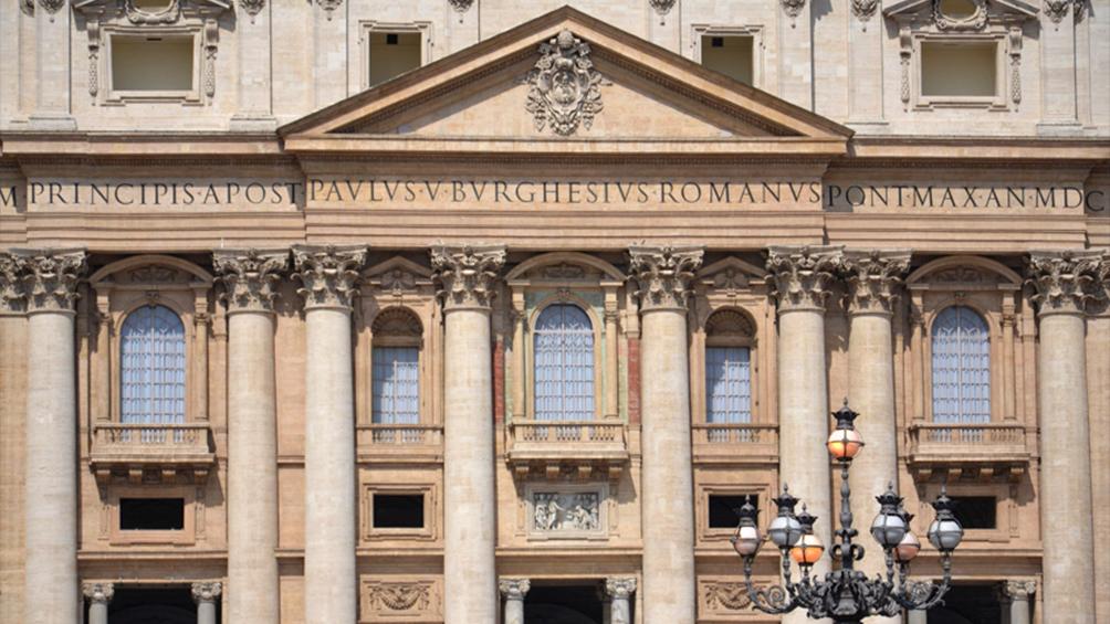 El Vaticano se prepara para reabrir la Basílica de San Pedro desde el lunes
