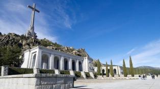 Rechazan recurso para sacar los restos del dictador Franco del Valle de los Caídos