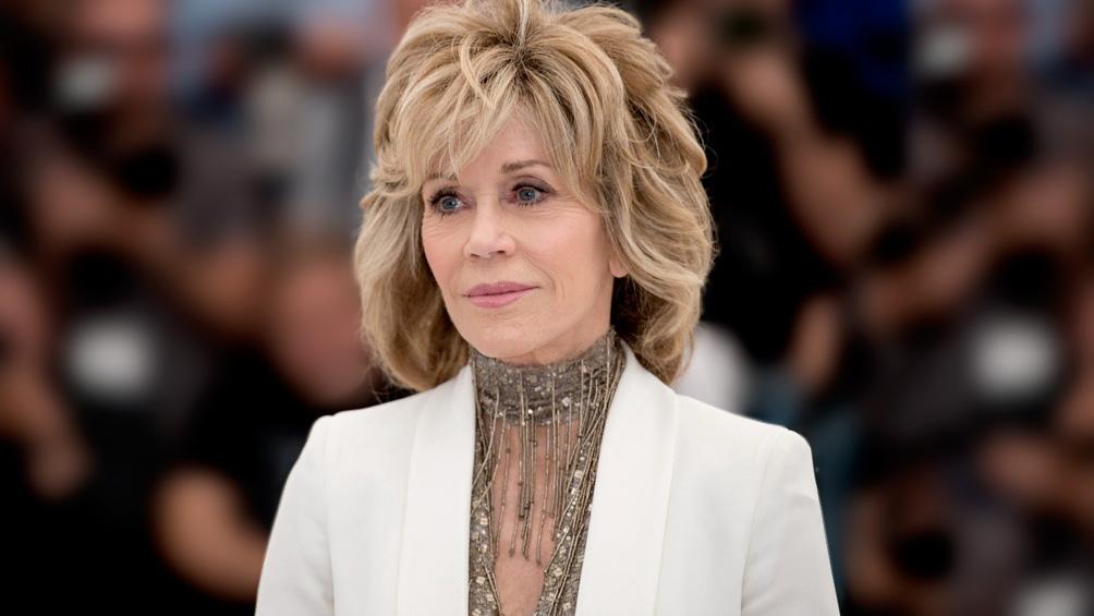 Fonda, ganadora de dos Oscar