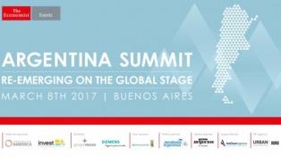 Trescientos líderes empresarios participan de la cumbre organizada por The Economist