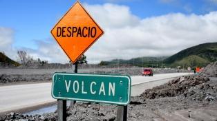 Morales inauguró nueva obra en la localidad de Volcán, azotada por un alud en el 2017