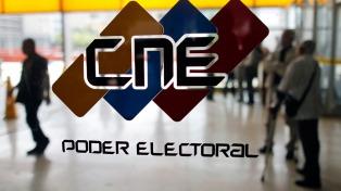 Venezuela muestra protocolos de seguridad para las parlamentarias