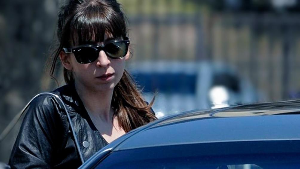 Florencia Kirchner, internada en el Sanatorio Otamendi