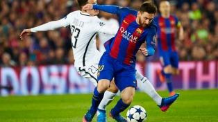 Barcelona clasificó a cuartos de final en una heroica remontada