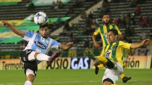 Aldosivi derrota a Atlético Rafaela en un duelo clave por la permanencia