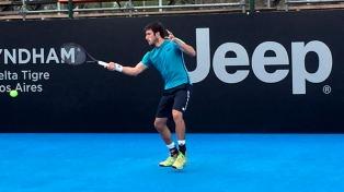 Mayer y Delbonis jugarán una de las semifinales del ATP 500 de tenis de Hamburgo