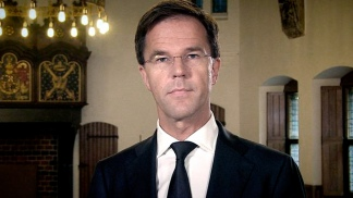 Mark Rutte, primer ministro de Países Bajos