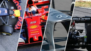 Los equipos de punta y la pelea de McLaren con su nuevo coche