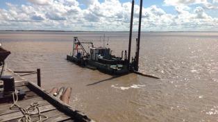Argentina y Uruguay llaman a licitación para el dragado de los canales del Río de la Plata
