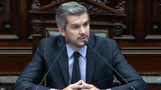 """El Jefe de Gabinete pidió un peronismo """"más humilde y democrático"""""""